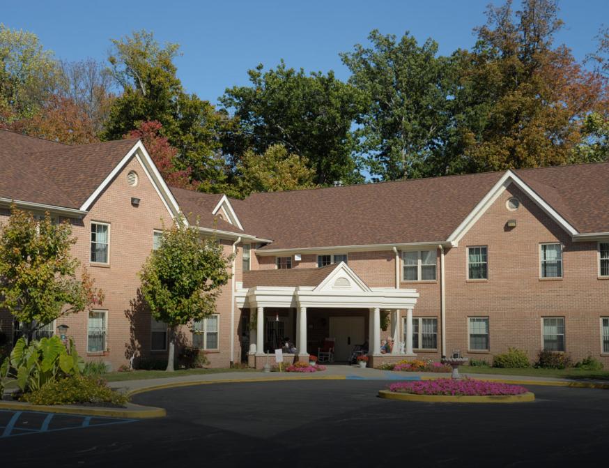 Community exterior