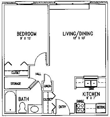 Shepherd of Valley floor plan